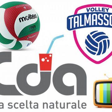CDA Talmassons vs Exacer Montale 3a1 LA SINTESI