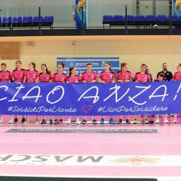 Club Italia Crai vs CDA Talmassons 3a1