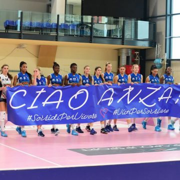 Club Italia Crai vs CDA Talmassons 3a1 LE FOTO