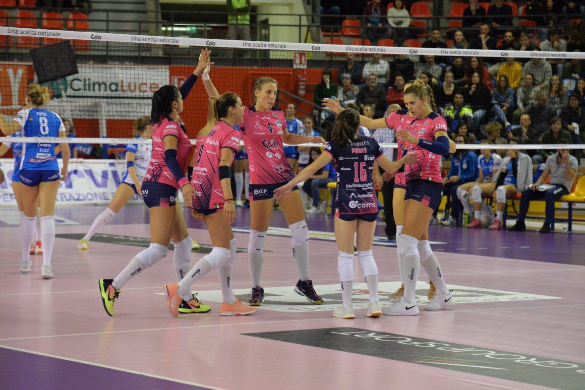 CDA Talmassons vs ITAS Città Fiera Martignacco 0a3