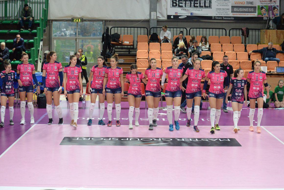 Green Warriors Sassuolo vs CDA Talmassons 0a3 LE FOTO