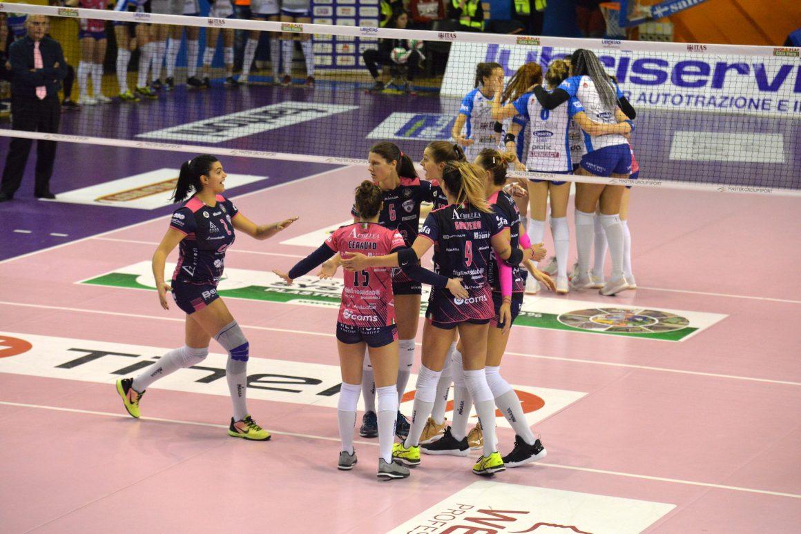 ITAS Città Fiera Martignacco vs CDA Talmassons  3a2