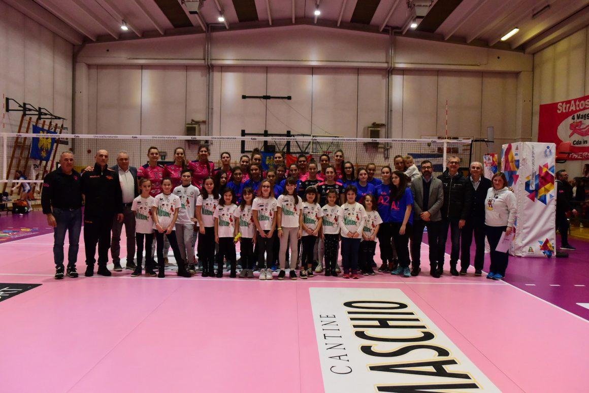 CDA Talmassons vs Club Italia Crai 2a3