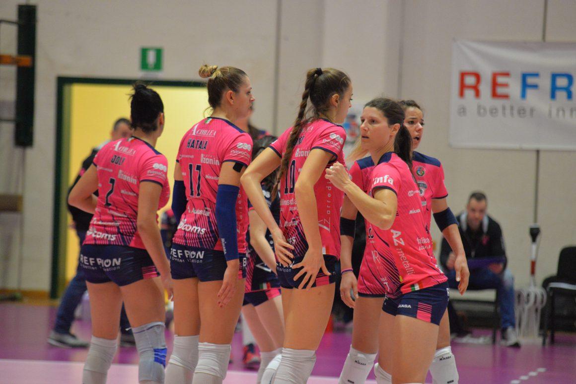CDA Talmassons vs Volley Soverato 1a3