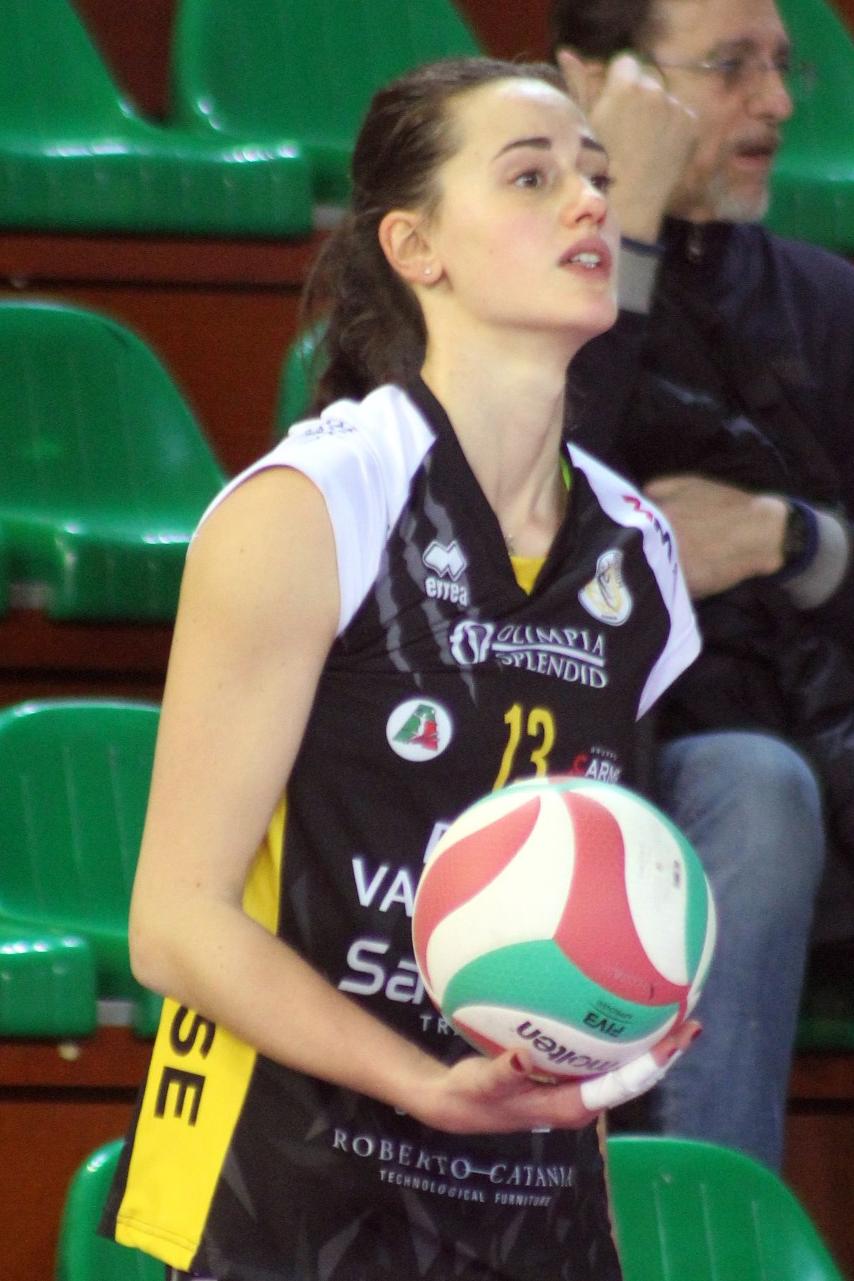 Monica Mazzoleni colpo CDA