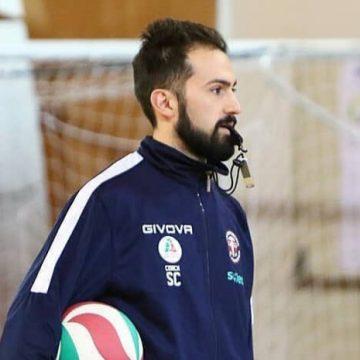 Stefano Cinelli nuovo vice allenatore CDA Talmassons