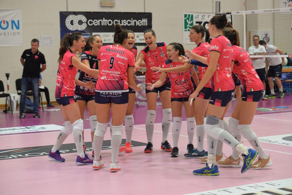 CDA Talmassons vs Omag San Giovanni in Marignano 2a3
