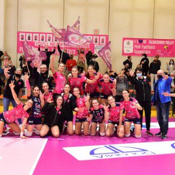 CDA Talmassons vs Volley Soverato 3a0