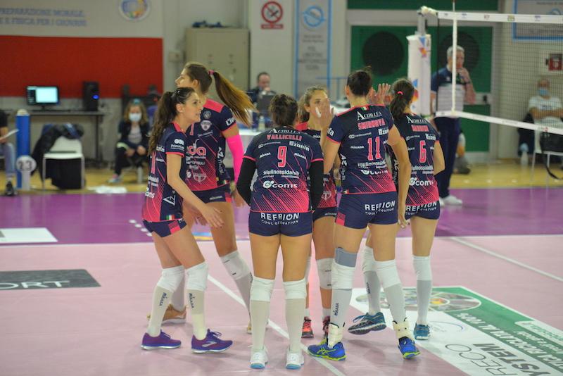 ITAS Città Fiera Martignacco vs CDA Talmassons 3a0