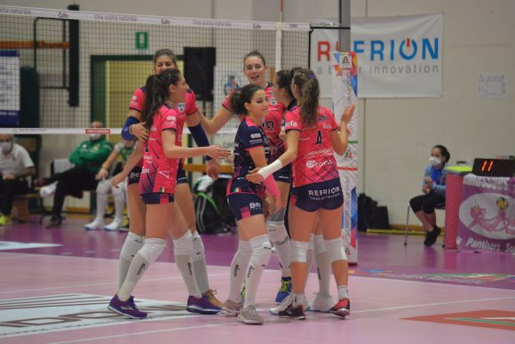 CDA Talmassons vs Megabox Vallefoglia 2a3