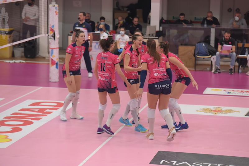 Olimpia Teodora Ravenna vs CDA Talmassons 3a0