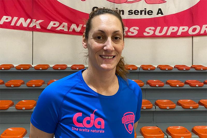 CDA ingaggia la croata Hana Cutura