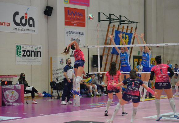 CDA Talmassons vs ITAS Città Fiera Martignacco 1a3