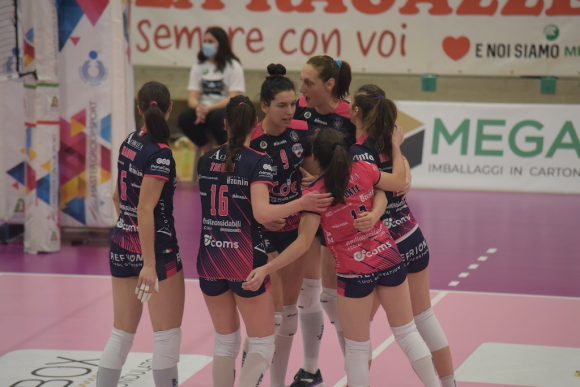 Megabox Vallefoglia vs CDA Talmassons 3a0