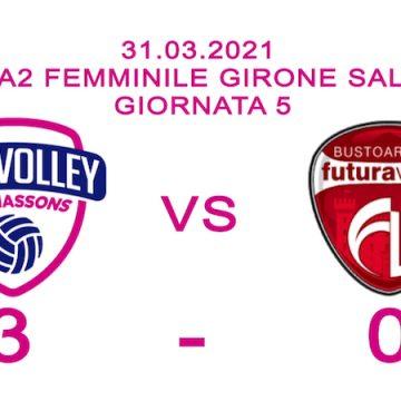 CDA Talmassons vs Futura Volley Giovani Busto Arsizio 3a0 LA SINTESI