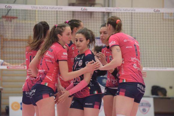 Barricalla CUS Torino vs CDA Talmassons 3a0