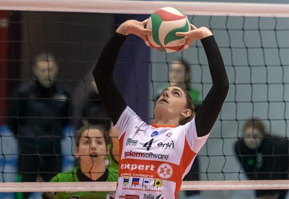 Ludovica Marchi completa il roster CDA Talmassons